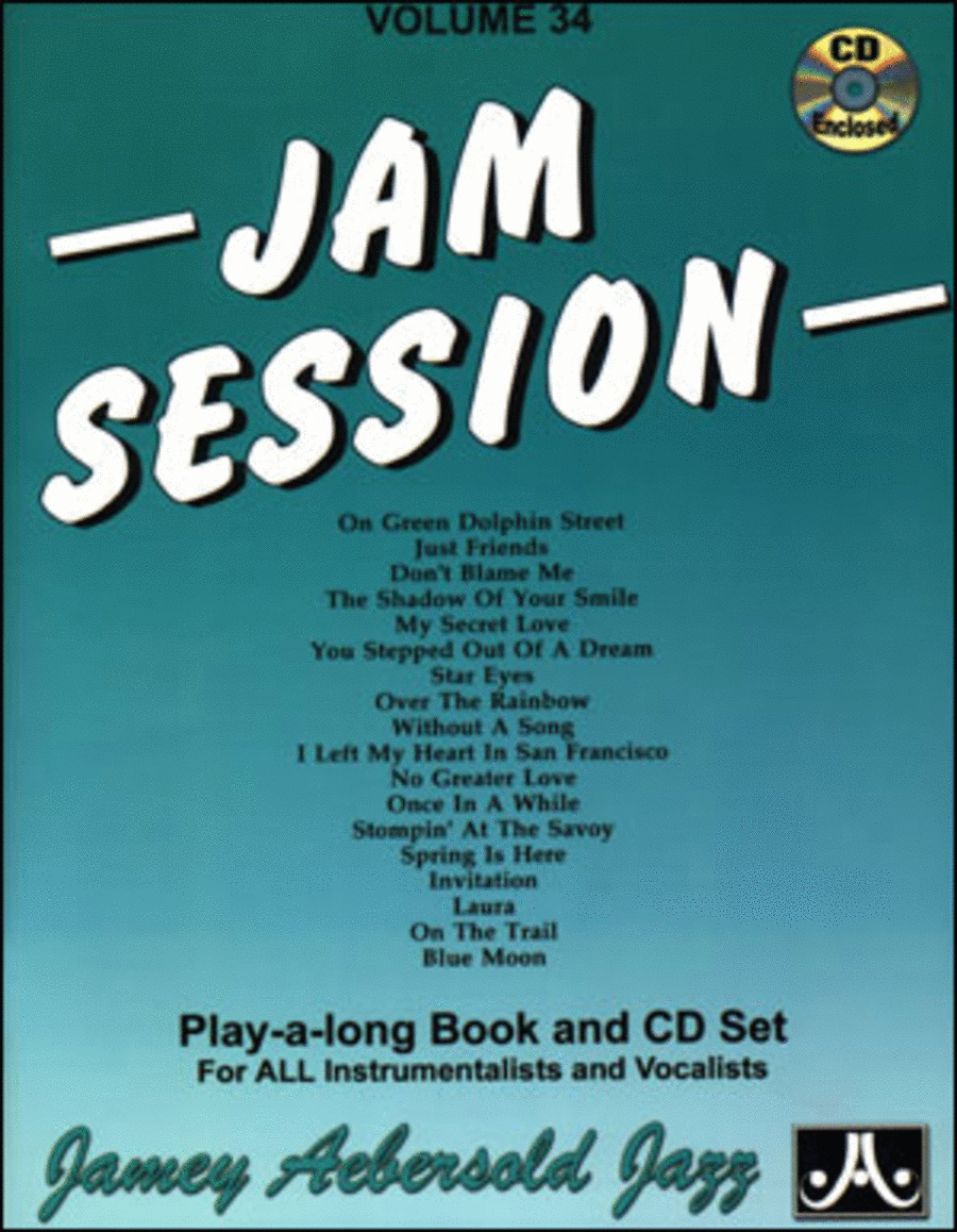 Volume 34 - Jam Session