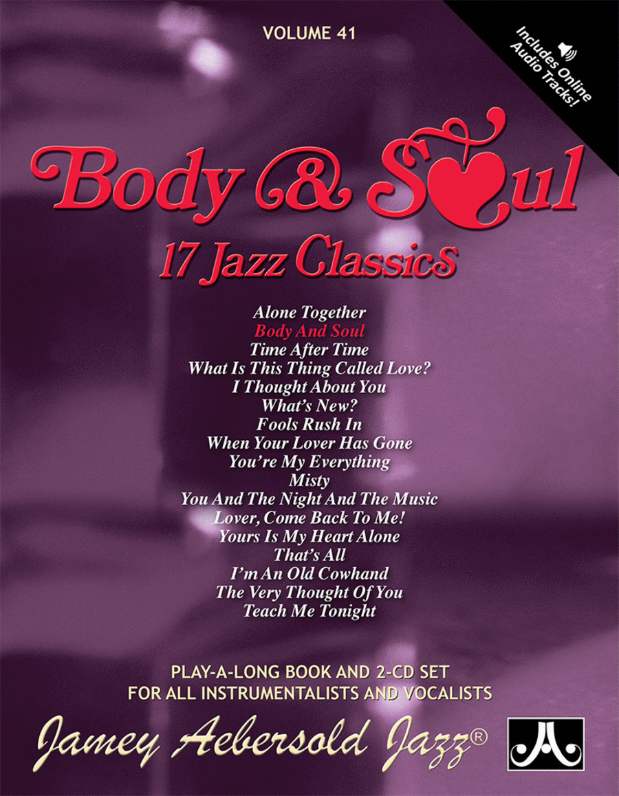 Volume 41 - Body & Soul