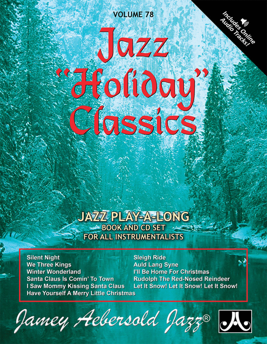 Volume 78 - Jazz Holiday Classics