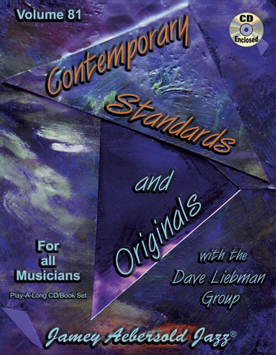 Volume 81 - Contemporary Standards & Originals With The David Liebman Group