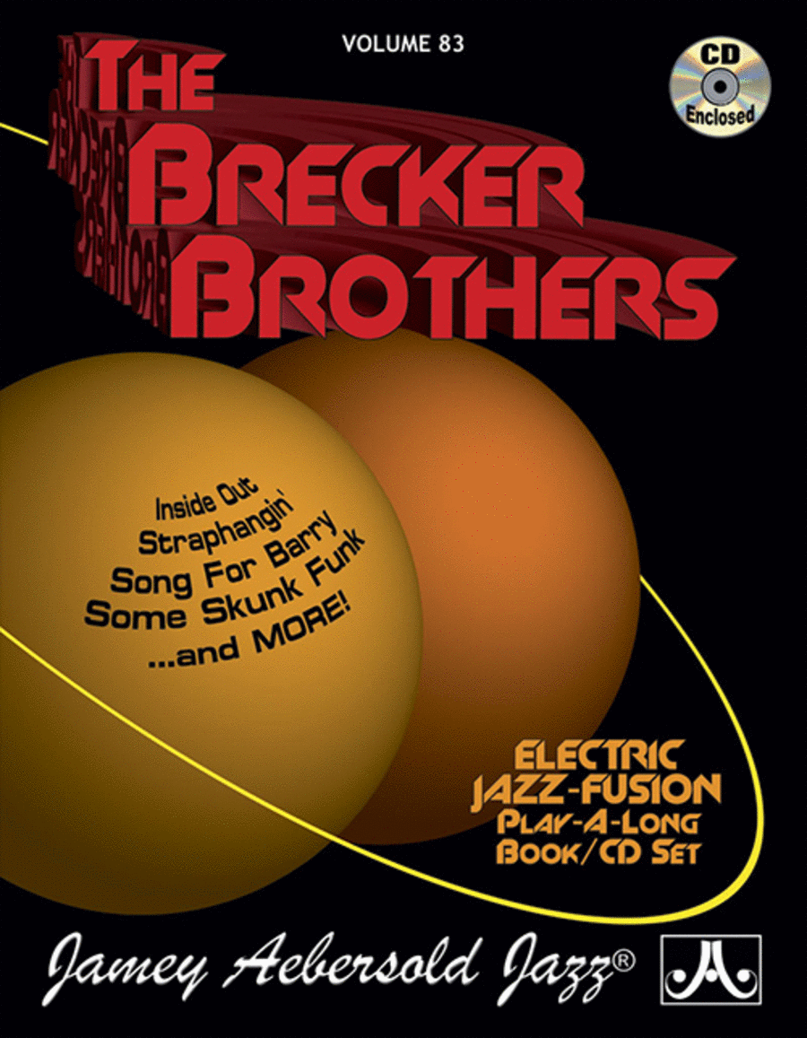 Volume 83 - The Brecker Brothers