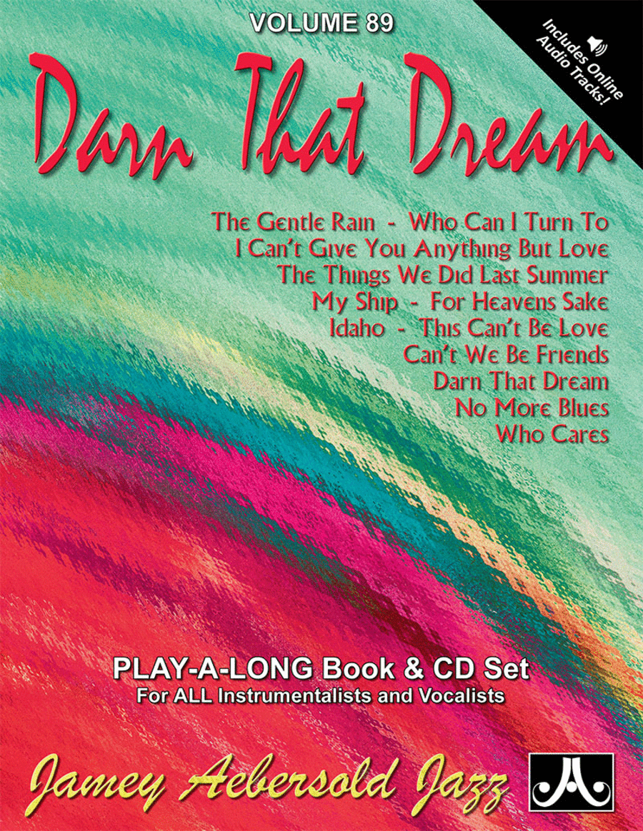 Volume 89 - Darn That Dream