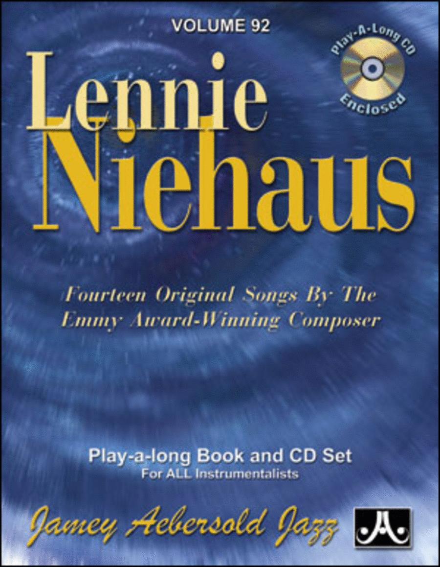 Volume 92 - Lennie Niehaus
