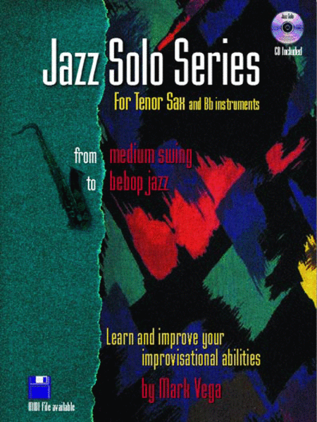 Jazz Solo Series for Bb instruments