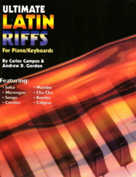 Ultimate Latin Riffs for Piano/Keyboards