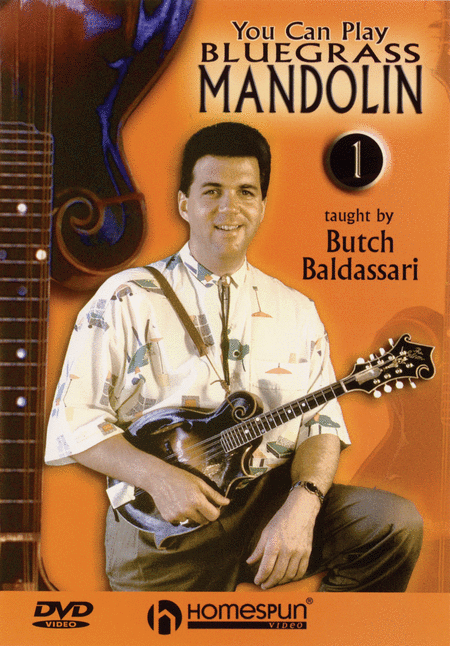 You Can Play Bluegrass Mandolin