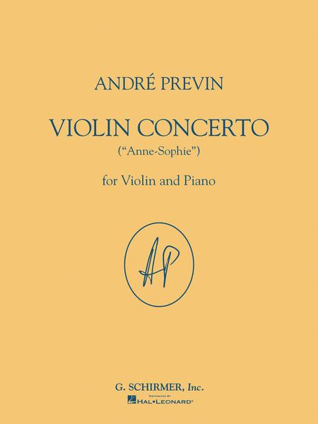 Violin Concerto (Anne-Sophie)