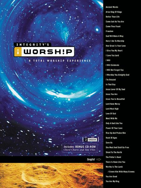 iWorship Volume 2 Songbook