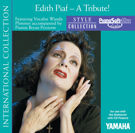 Edith Piaf - A Tribute!