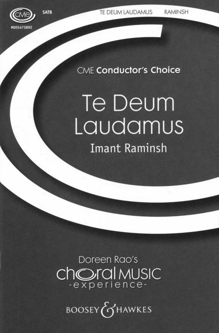 Te Deum Laudamus