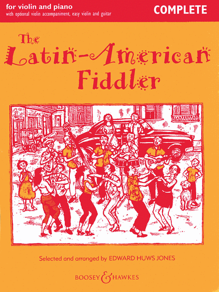 The Latin-American Fiddler - Complete