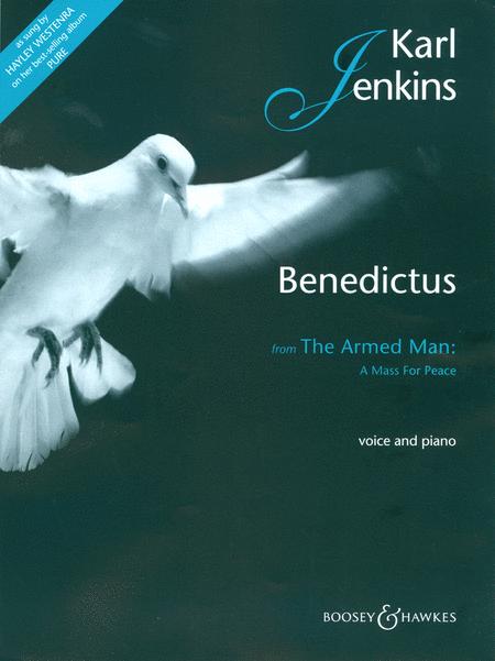 karl jenkins benedictus sheet music pdf