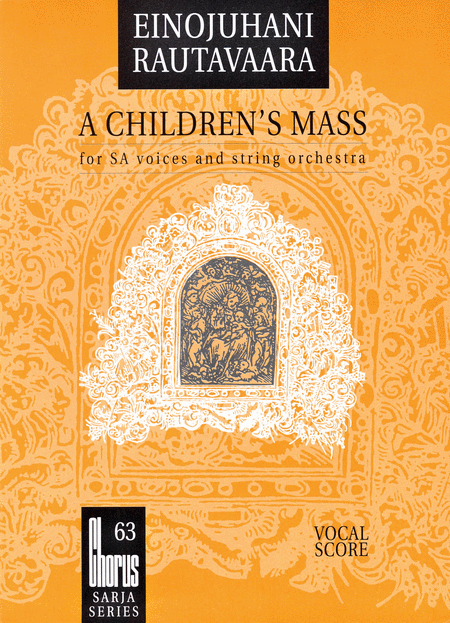 A Children's Mass (Lapsimessu)