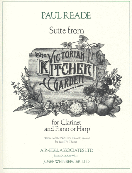 Suite from The Victorian Kitchen Garden
