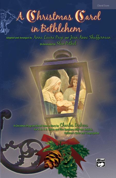 A Christmas Carol (Choral Score)