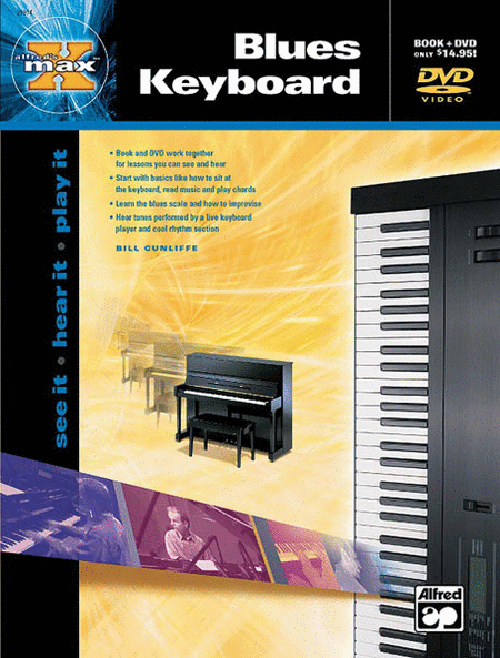 Alfred's MAX Blues Keyboard
