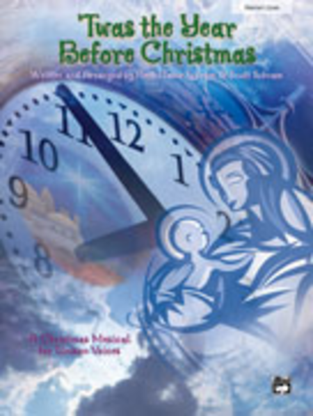 'Twas the Year Before Christmas (Accompaniment/Performance CD)