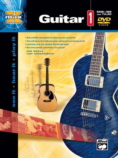 Alfred's Max! Guitar 1
