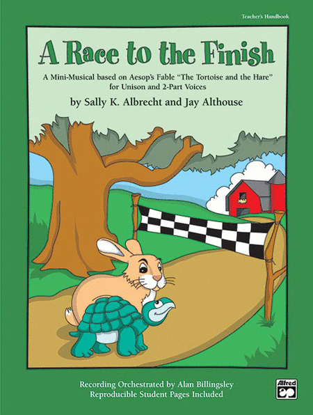 A Race to the Finish - Teacher's Handbook