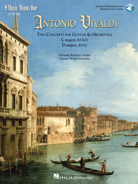 Two Concerti for Guitar (Lute) & Orchestra