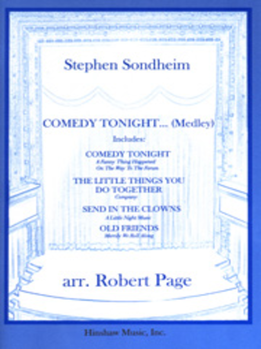 Comedy Tonight... (Medley)