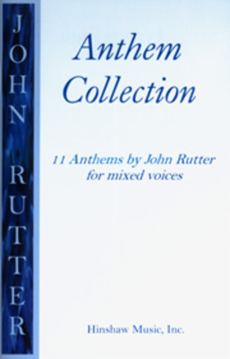 John Rutter Anthem Collection