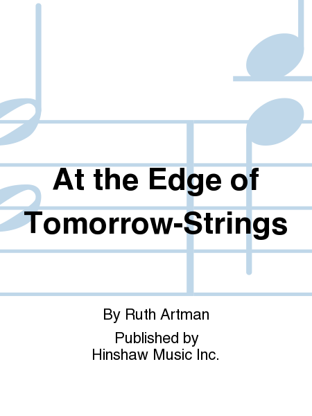 At The Edge Of Tomorrow-strings
