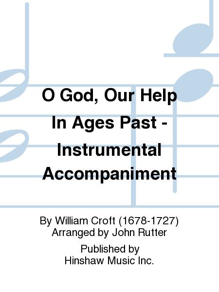 O God, Our Help In Ages Past - Instrumental Accompaniment