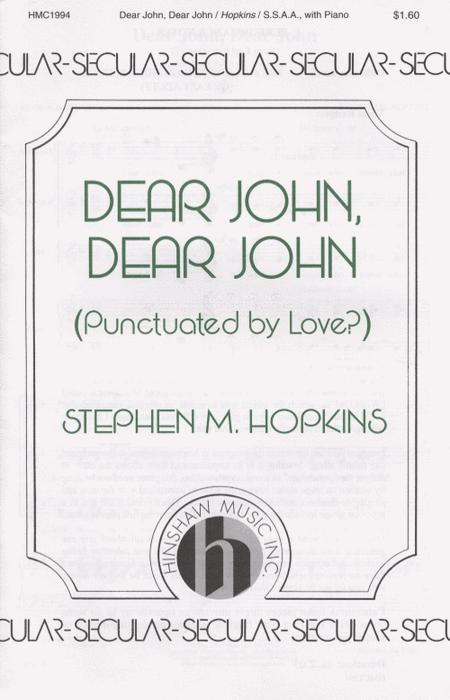 Dear John, Dear John