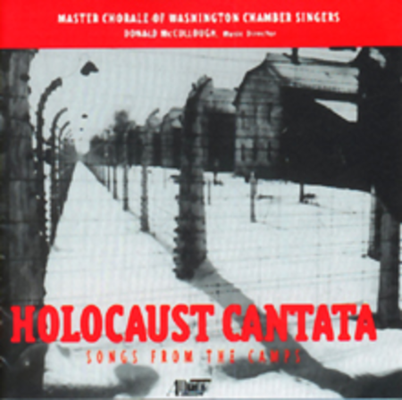 Holocaust Cantata (songs From The Camps) - Cd