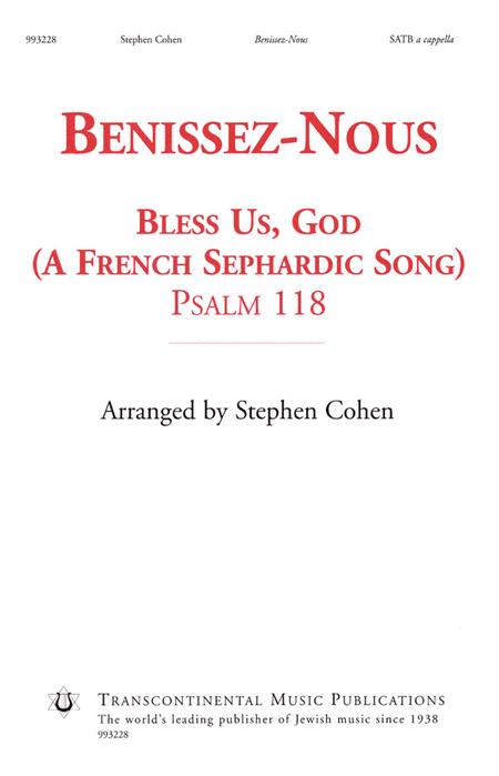 Benissez-Nous (Bless Us, God)