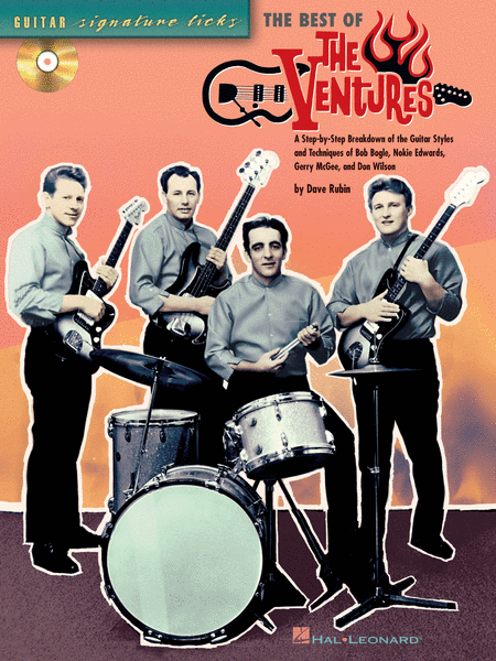 The Best of The Ventures (Book & CD)