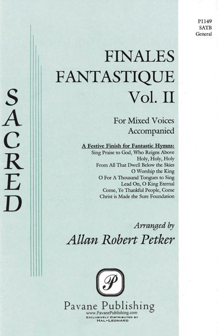 Finales Fantastique, Vol. II