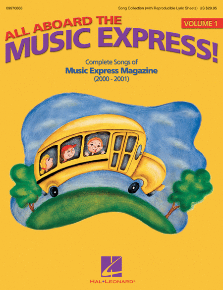All Aboard the Music Express Vol. 1
