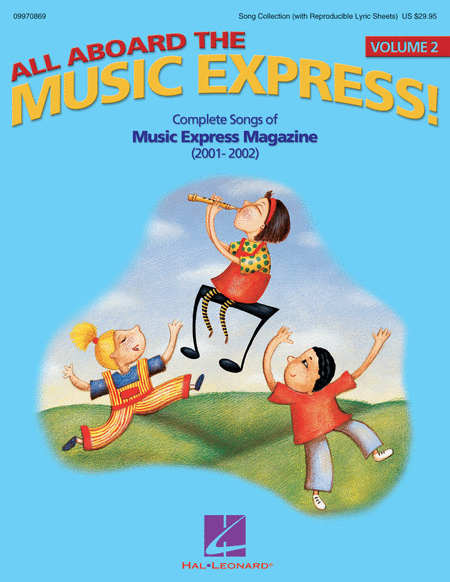 All Aboard the Music Express Vol. 2