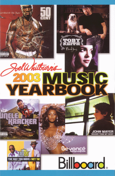 2003 Billboard Music Yearbook