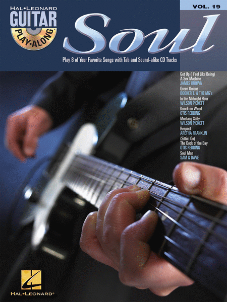 Soul - Guitar Play-Along Volume 19