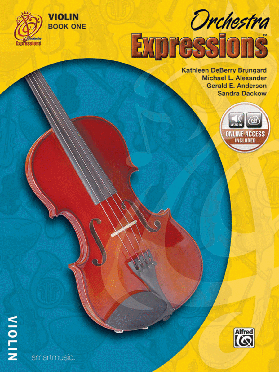 Orchestra Expressions, Book One Student Edition