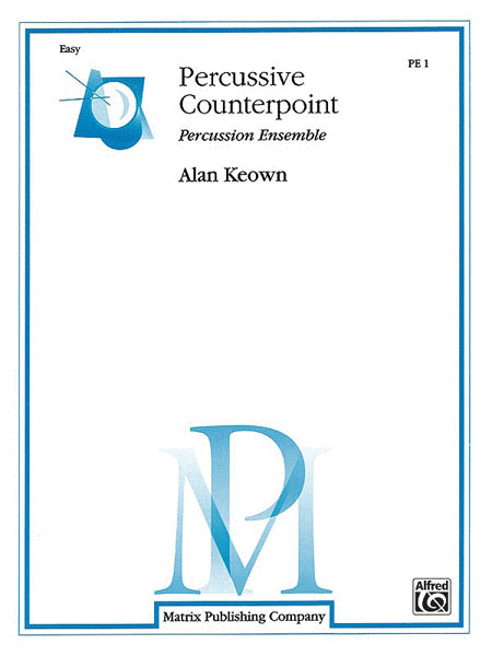Percussive Counterpoint