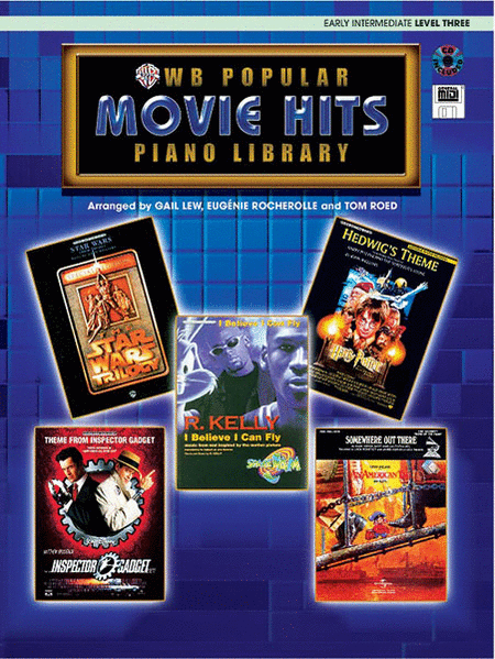 Popular Piano Library Movie Hits