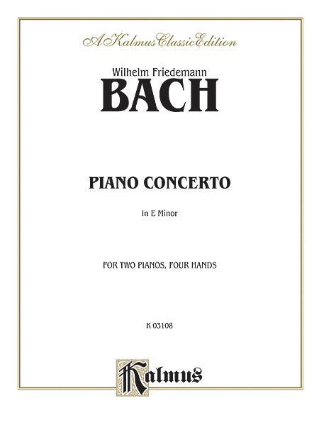 Piano Concerto in E Minor