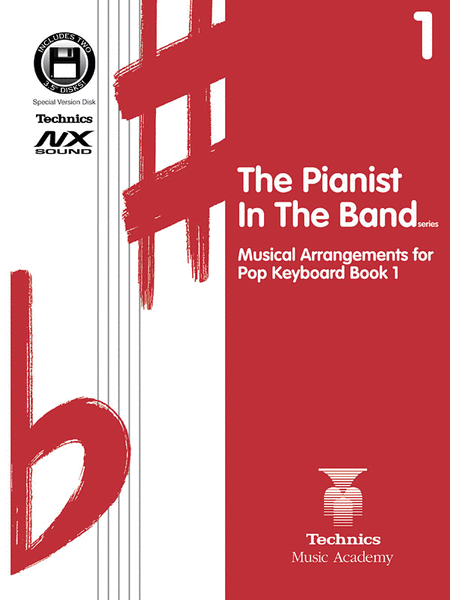 Pianist in the Band - Pop Keyboard Course 1