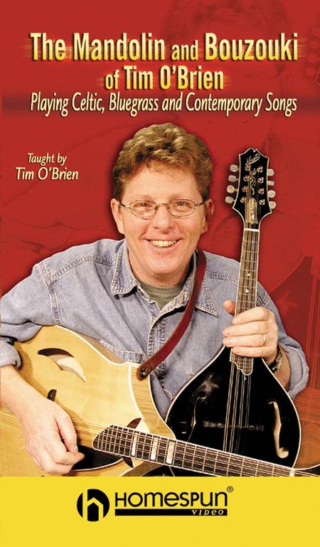 The Mandolin and Bouzouki of Tim O'Brien