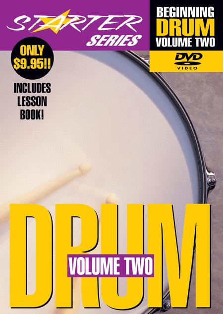 Beginning Drum Volume Two