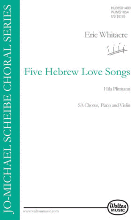 5 Hebrew Love Songs