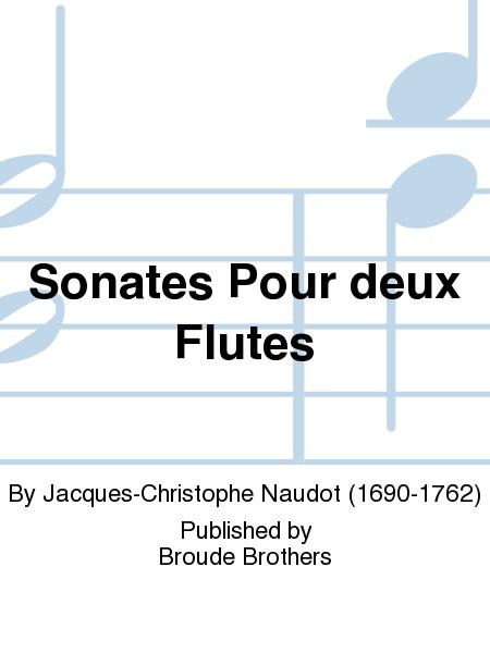 Sonates Pour deux Flutes