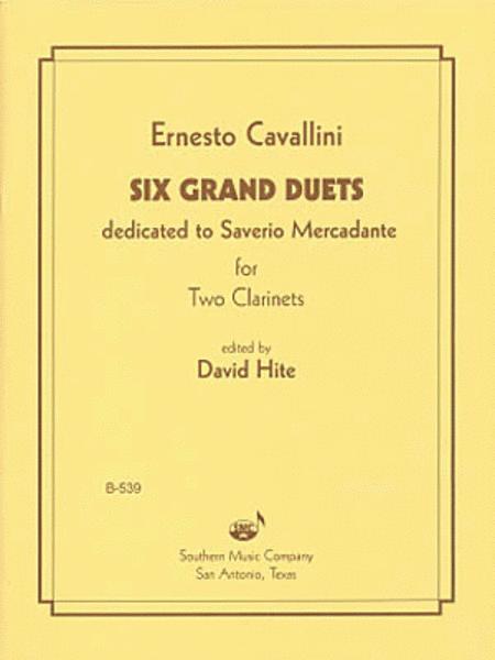 Six Grand Duets