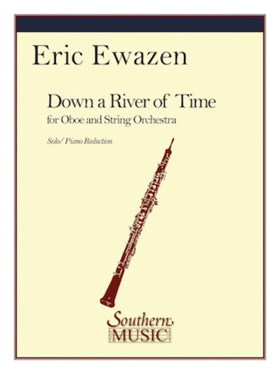 Down a River of Time (Concerto for Oboe)