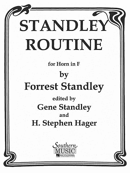 Standley Routine