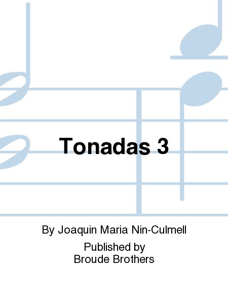 Tonadas 3